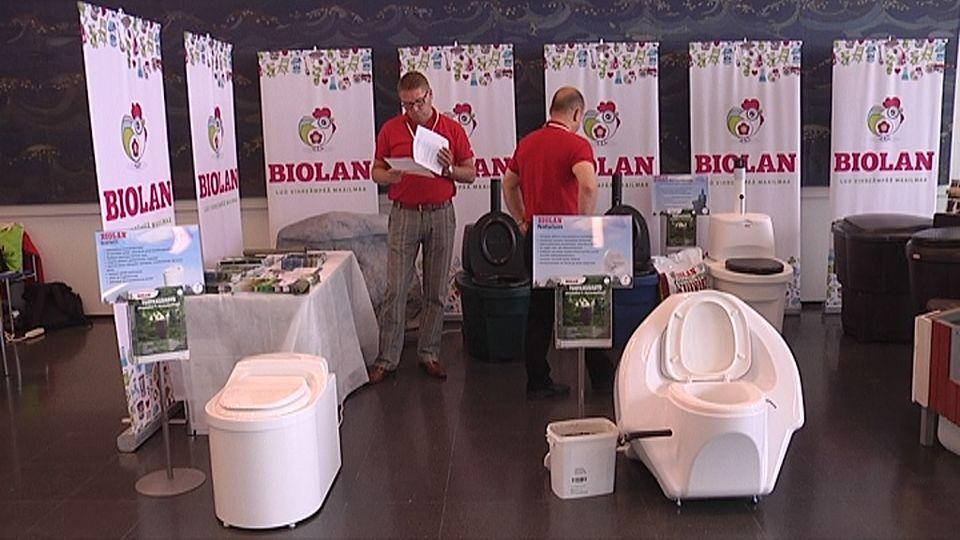 Фото Сухой туалет Biolan Naturum