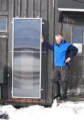 СоларВенти - солнечные коллекторы